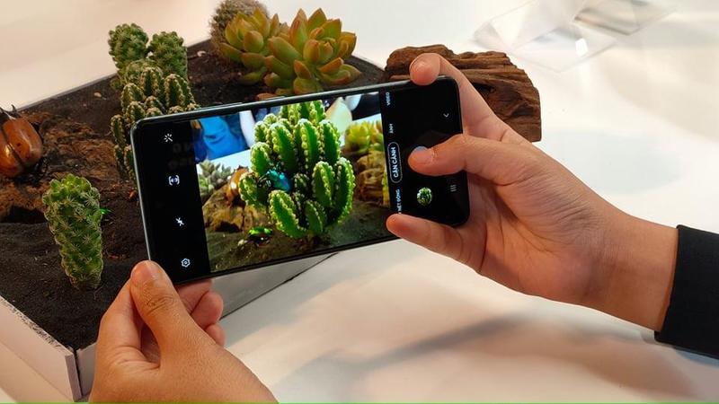 Samsung A51 chính thức ra mắt tại Việt Nam