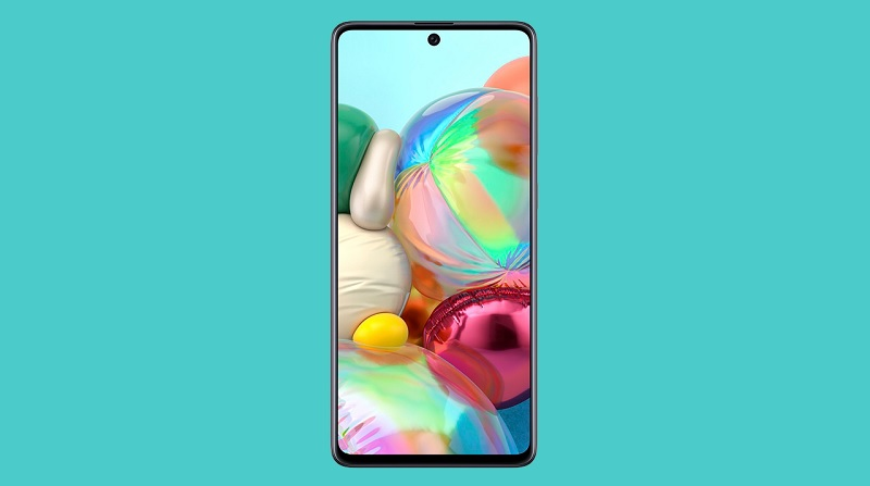 Samsung Galaxy A71 ra mắt: Màn hình đục lỗ như Note 10, cụm 4 camera 64MP, sạc nhanh 25W