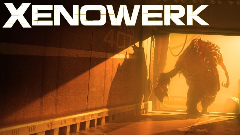 Hình ảnh trong game Xenowerk