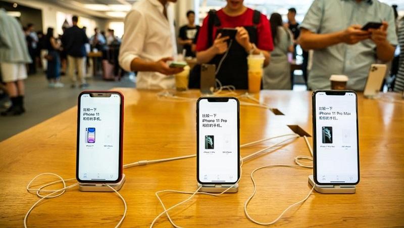 Doanh số iPhone giảm mạnh tại Trung Quốc, lên tới 35%, vì giá cao hay vì nguyên nhân nào khác?