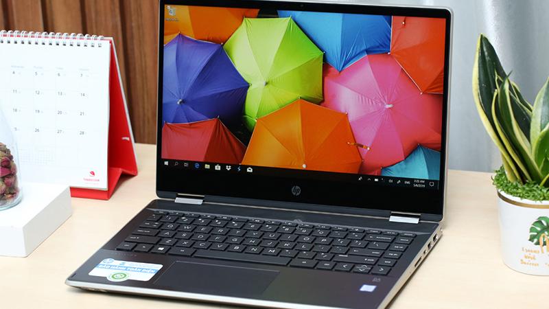 Laptop HP điều chỉnh giá
