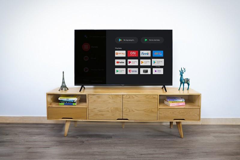 Các mẫu TV của Vsmart sử dụng hệ điều hành Android TV