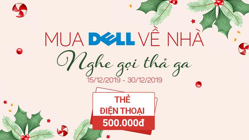 Mua Dell về nhà, nghe gọi thả ga