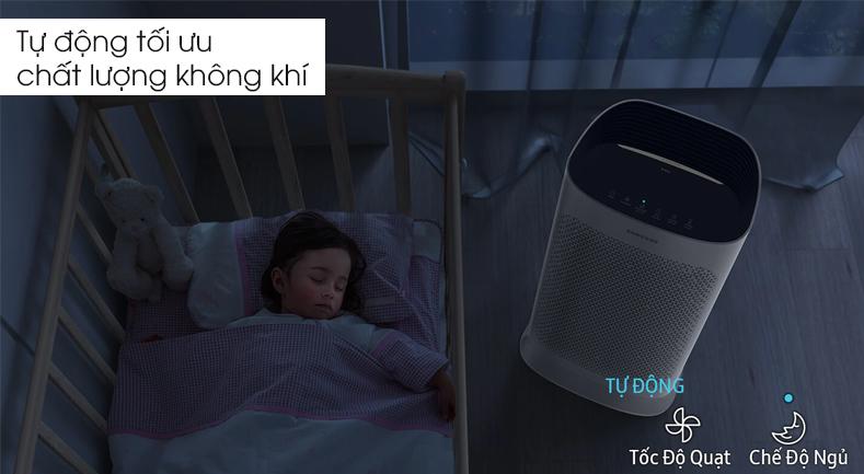 Chế độ tự động, chế độ ngủ