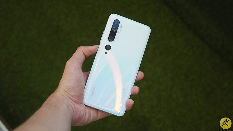 Xiaomi Note 10 mở bán Online