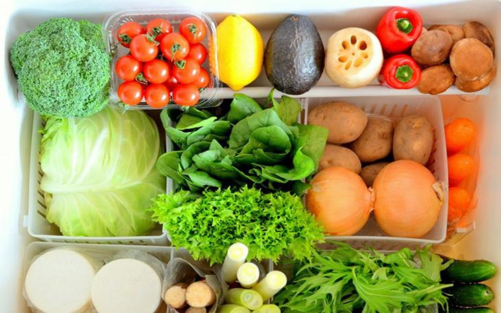 Không phân loại rau củ