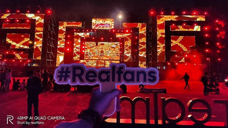 Đêm nhạc hội Realme