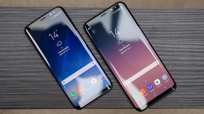 Samsung Galaxy S8 và S8+