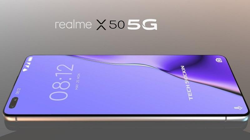 Giám đốc sản phẩm Realme xác nhận Realme X50 5G sẽ được trình làng trước 25/01/2020