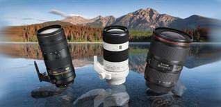 Tư vấn chọn mua ống kính (lens) máy ảnh để chụp ảnh phong cảnh đẹp nhất