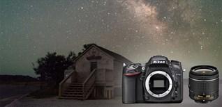Tư vấn chọn mua ống kính (lens) máy ảnh để chụp ảnh thiên hà Milky way