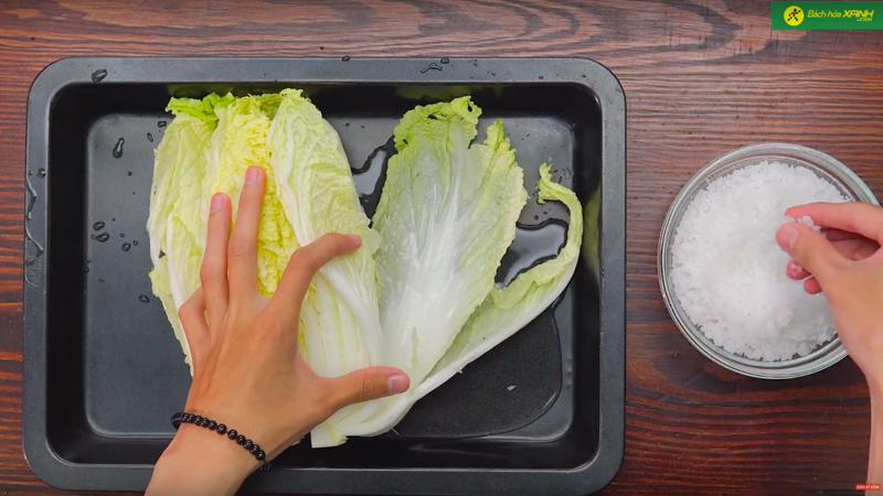Cách làm kim chi cải thảo chuẩn Hàn Quốc cực ngon, giòn và thấm vị, ai ăn cũng đều mê