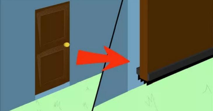 Mẹo giúp chuột tránh xa nhà bạn bịt kín cửa