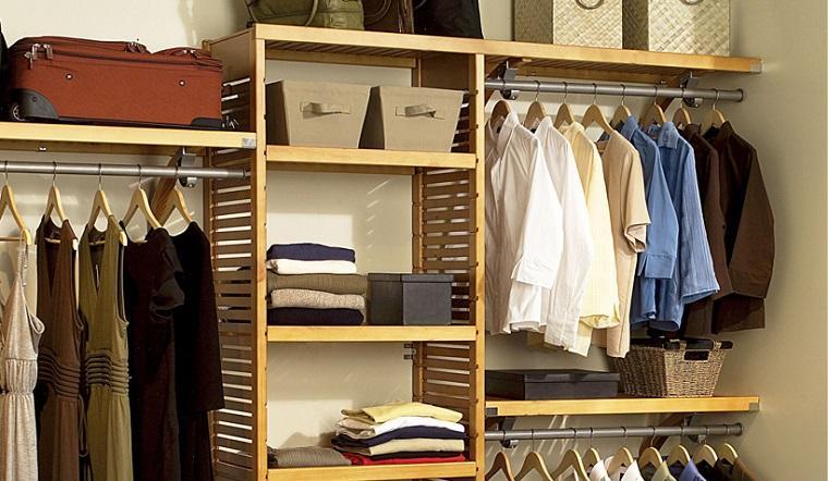 Cách để sắp xếp tủ quần áo gọn gàng, ngăn nắp hơn