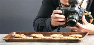 Tư vấn chọn mua ống kính (lens) để chụp ảnh đồ ăn hấp dẫn