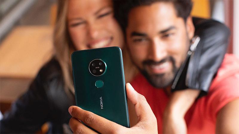 Nokia 7.2 giảm giá