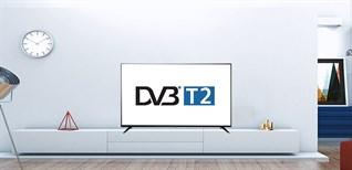 Cách dò kênh DVB-T2 trên tivi TCL