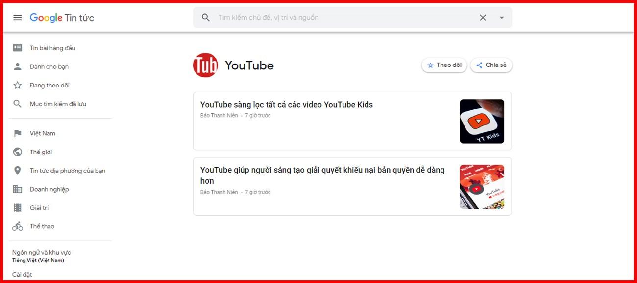 Cách khắc phục YouTube bị lỗi không vào xem được hiệu quả