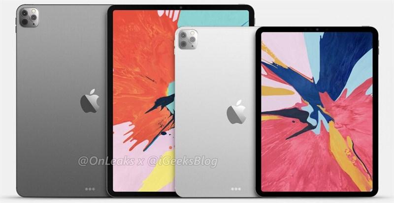 'Ai rồi cũng phải đổi thay', đây là iPad Pro 2020 với bộ 3 camera sau mà nhiều người đang mong ước