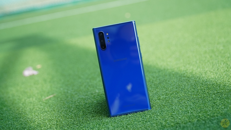Note 10+ Xanh