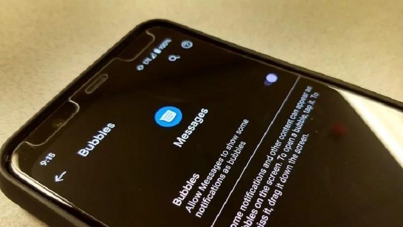 Bạn có thích tính năng bong bóng chat tiện lợi của Facebook Messenger? Google sẽ đem chúng lên ứng dụng nhắn tin mặc định trên Android 10 đấy