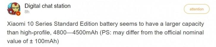 Xiaomi Mi 10 với dung lượng pin cao thế này đã đủ cho bạn sử dụng tẹt ga chưa?