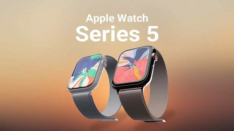 Apple Watch Series 5 sắp có thêm phiên bản (PRODUCT) RED mới