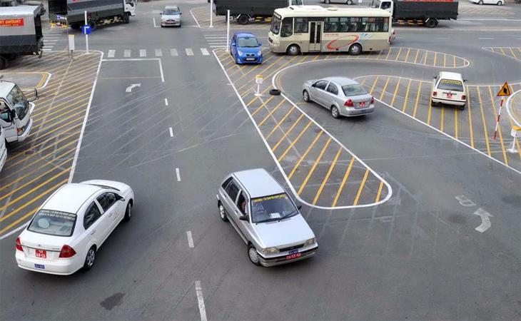Các loại bằng lái xe ô tô 4 bánh trở lên