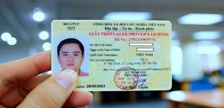 Các loại bằng lái xe hiện nay tại Việt Nam, phân loại và công dụng