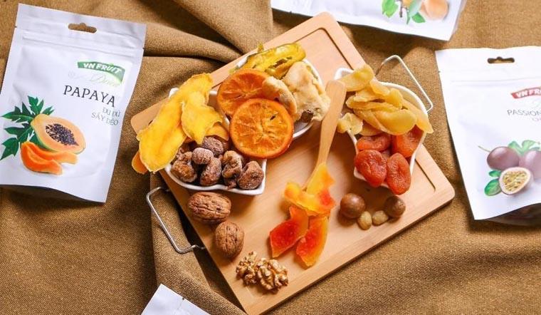 Các loại trái cây sấy ngon, đáng mua nhâm nhi ngày Tết