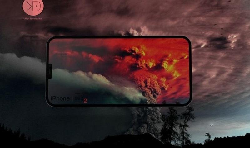 iPhone SE 2 đây sao? Nếu đẹp thế này mà giá rẻ nữa thì sao mà cưỡng lại được?