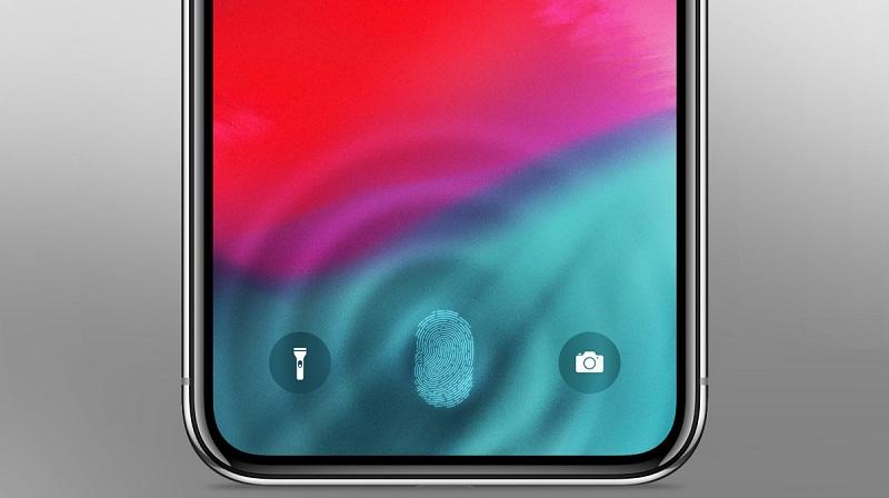 Apple sẽ bỏ Face ID, dùng vân tay dưới màn hình iPhone 2020