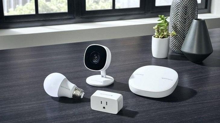 Hệ thống Zigbee sử dụng Samsung Smart Things Hub