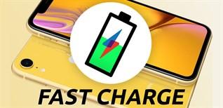 Cách kích hoạt tính năng sạc nhanh trên iPhone chạy iOS 13
