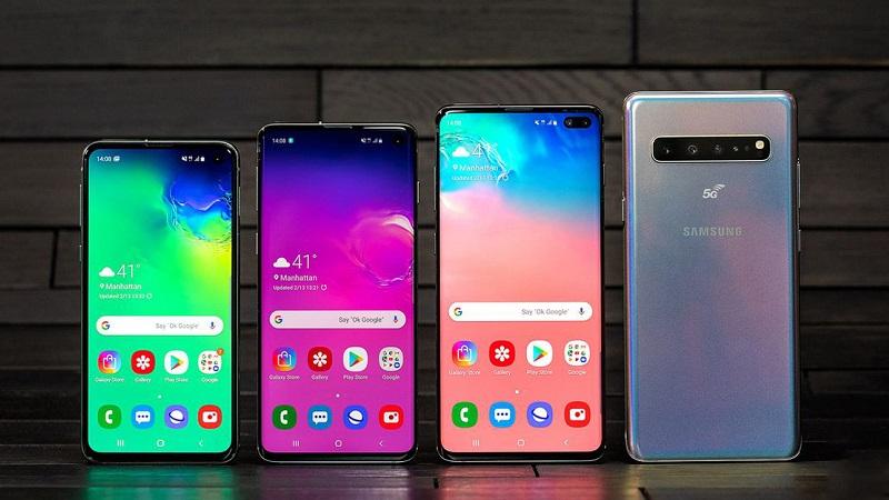 Samsung vui mừng thông báo đã bán được hơn 6.7 triệu smartphone 5G vào năm 2019