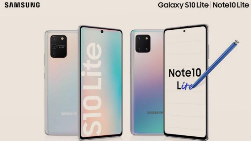 Samsung Galaxy S10 Lite và Galaxy Note 10 Lite ra mắt: Màn hình Infinity-O, 3 camera sau, giá từ 15.5 triệu đồng
