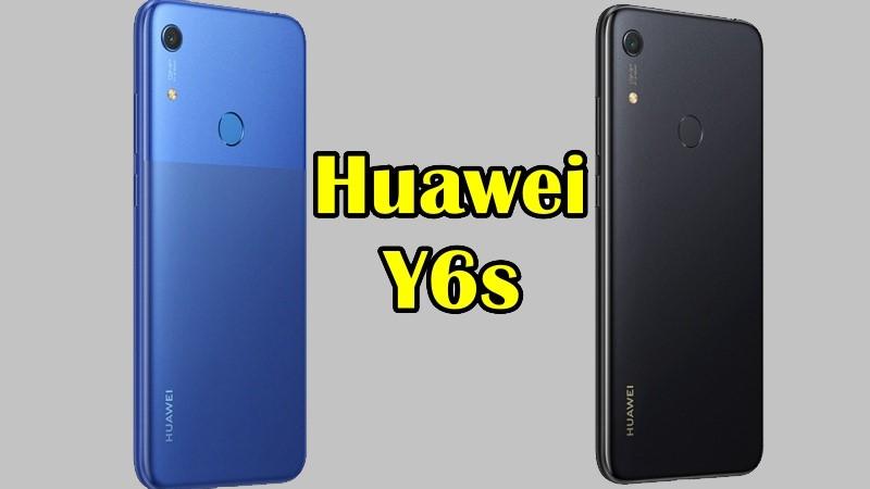 Huawei Y6s ra mắt, smartphone đầu tiên của Huawei trong năm 2020 có sẵn các dịch vụ của Google