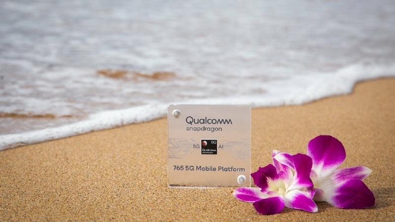 Smartphone Vivo dùng chip Snapdragon 765G xuất hiện trên Geekbench, Fan Vivo sắp có dế 5G xài chơi