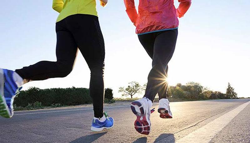 Vận động cơ thể liên tục
