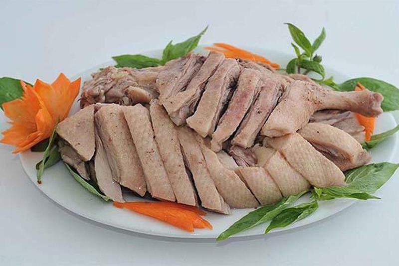 Chuyên gia giải đáp, ho có ăn được thịt vịt không?