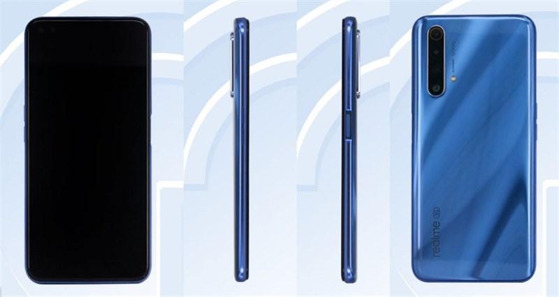 Realme X50 5G rò rỉ những thông tin cuối cùng trước… giờ ra mắt