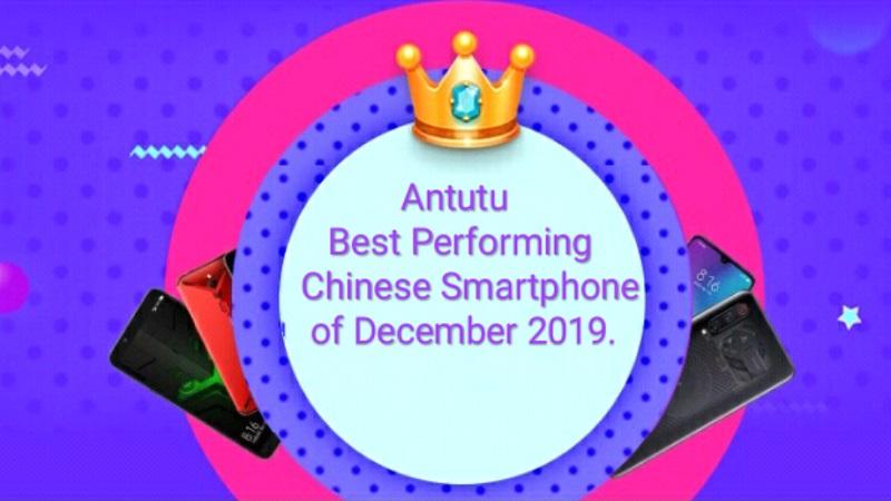 AnTuTu công bố top 10 smartphone Android mạnh nhất tháng 12/2019