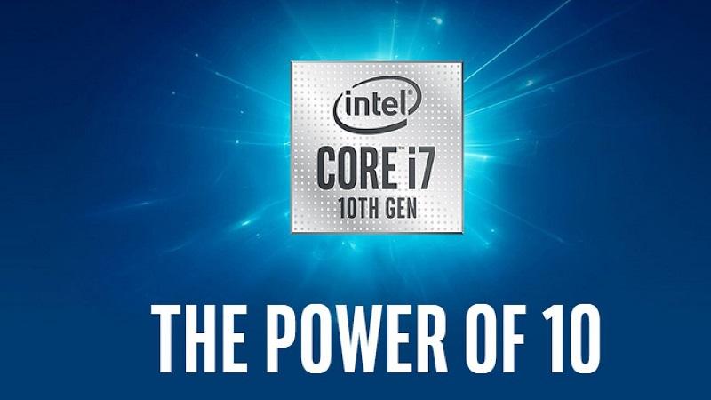 CES 2020: Intel công bố chip thế hệ 10 'Comet Lake' với tốc độ xung nhịp vượt mức 5GHz