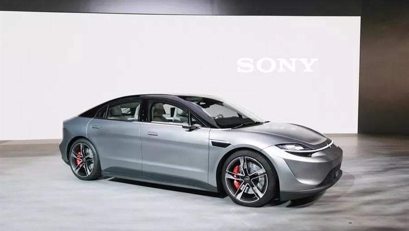 CES 2020: Bạn không nhầm đâu, Sony vừa trình làng 1 chiếc xe điện siêu đẹp mang tên Vision-S