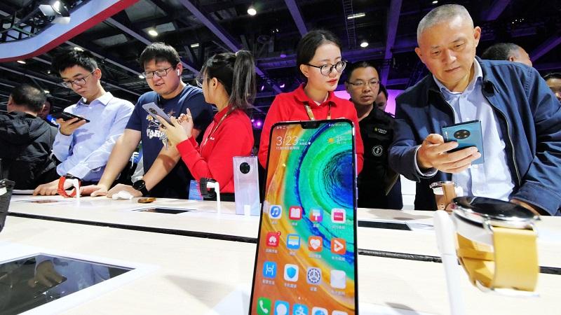 Huawei đang thống trị thị trường smartphone Android ở đất nước đông dân nhất thế giới