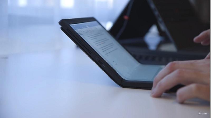 CES 2020: Lenovo trình làng ThinkPad X1 Fold với thiết kế màn hình uốn cong cực độc đáo, chạy Windows 10X và hỗ trợ 5G