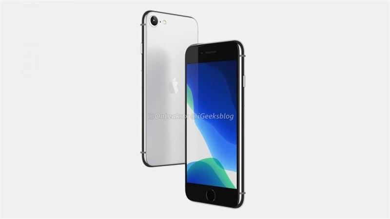 Ngày nhớ đêm mong: iPhone SE 2/iPhone 9 đây rồi, nhưng sao nhìn quen vậy?