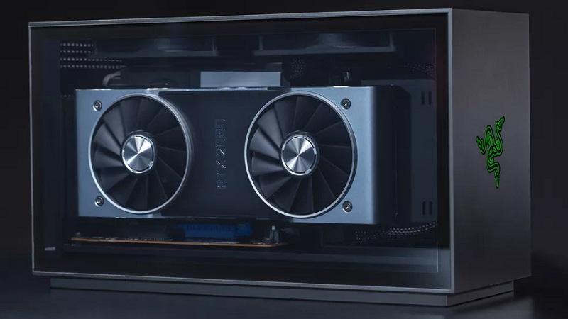 Razer giới thiệu dàn PC gaming siêu khủng Razer Tomahawl