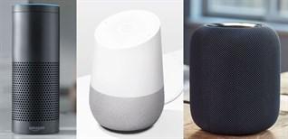 Hệ thống nhà thông minh của Google, Amazon và Apple có thực sự an toàn?