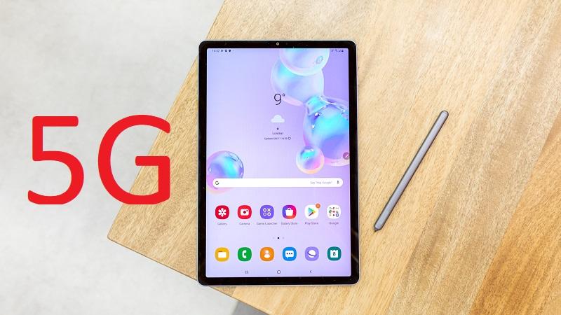Samsung Galaxy Tab S6 5G lộ cấu hình, khác chỗ nào với bản 4G vậy các bạn?